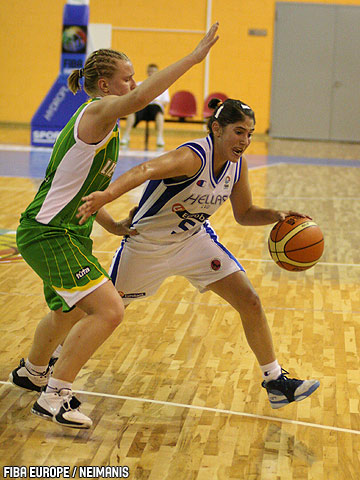 Rafaela Soultani (Greece)